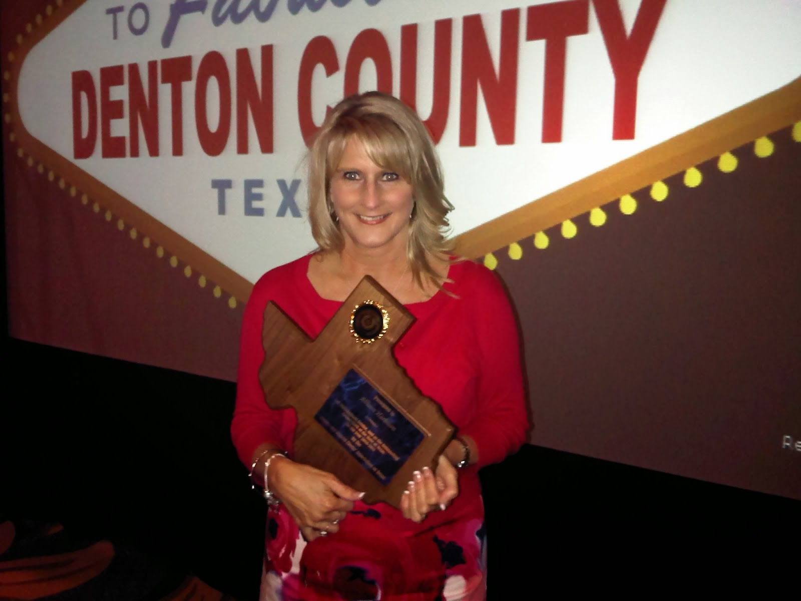 Texas County Clerk of the Year