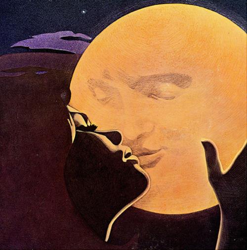 La luna como testigo.