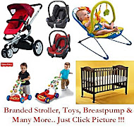 Baby Gears & Nursing ~ click picture