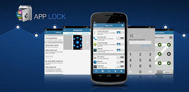 Download AppLock v1.80 Android Apk Free [Pedido]