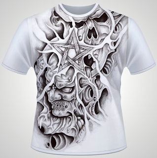 T-SHIRT GRENZE FULL BODY