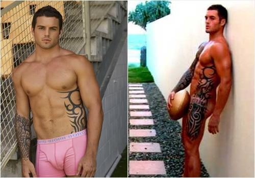Daniel conn naked