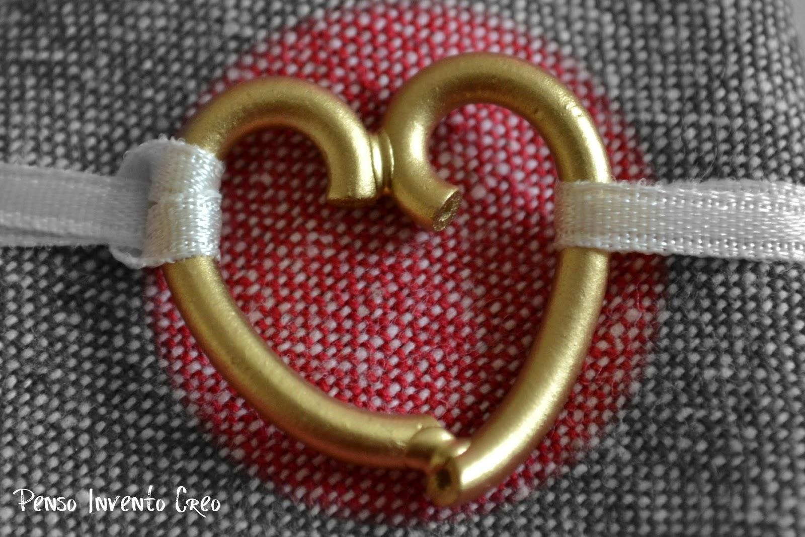 San valentino fai da te la decorazione segnaposto penso invento creo - Decorazioni san valentino fai da te ...