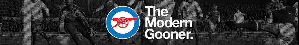The Modern Gooner: An Arsenal Blog