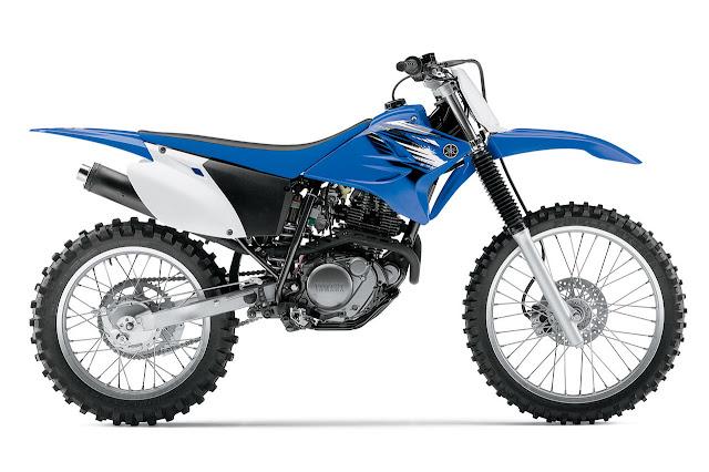 2012-Yamaha-TTR230-Blue