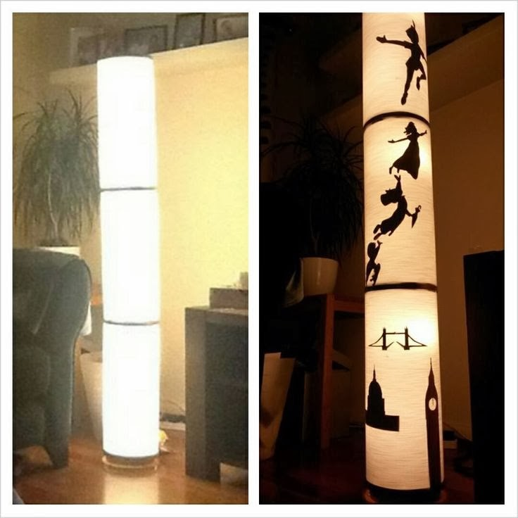 Floor Lamp With Shelves Ikea ~ The vidja lamp perfect to add silhouettes to