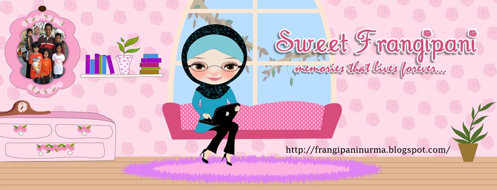 Sweet Frangipani