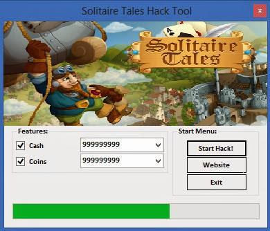Solitaire Tales Hack