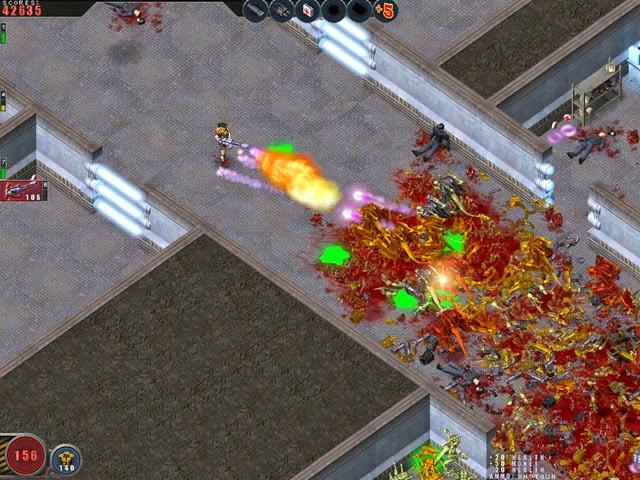 Game Alien Shooter