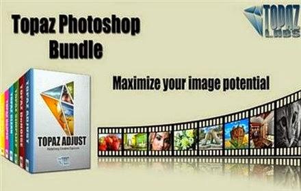 Download Topaz Plug-ins Bundle for Adobe Photoshop Free Software