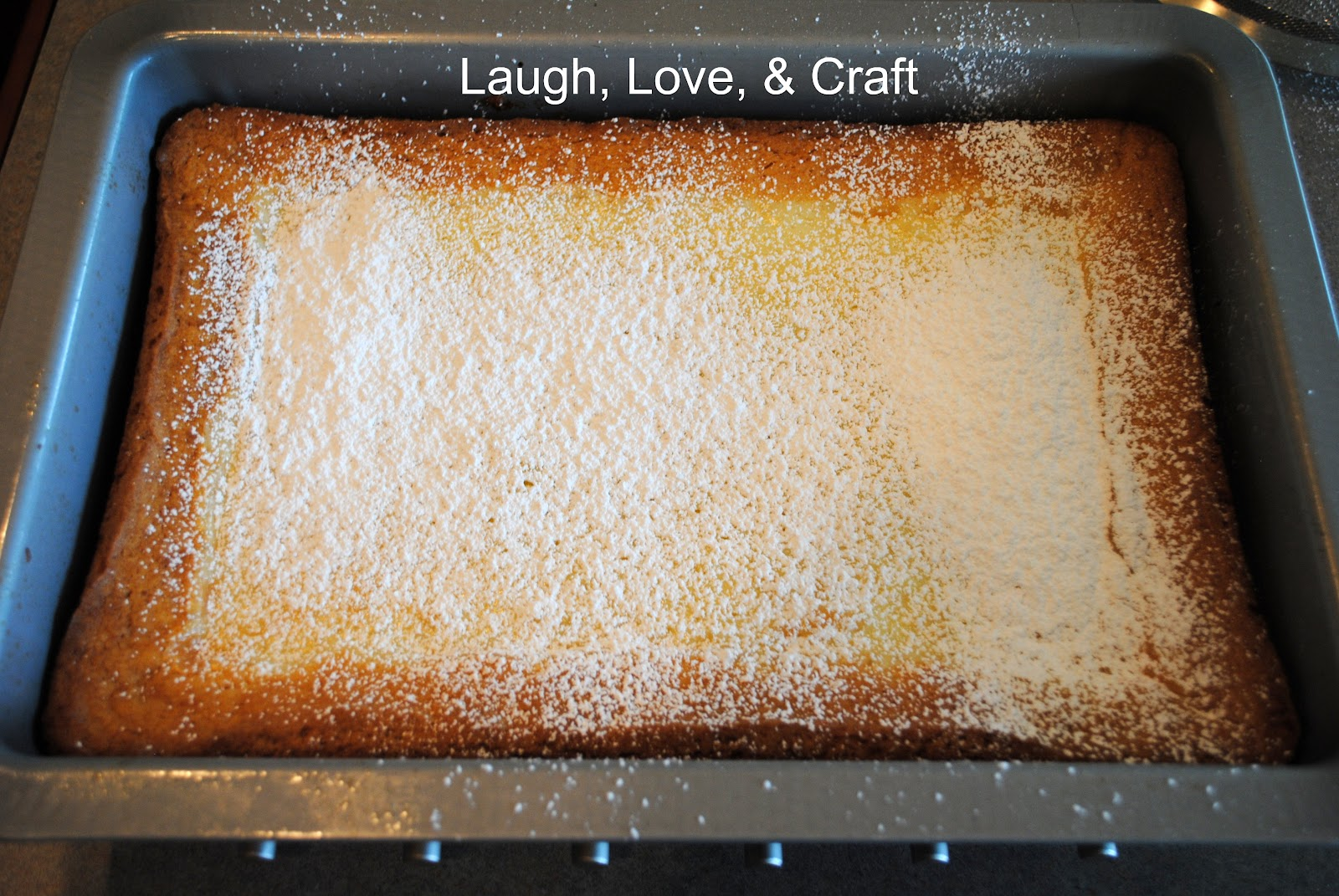 ... : Manic Monday Recipe~ Ooey Gooey Butter Cake (St. Louis Favorite