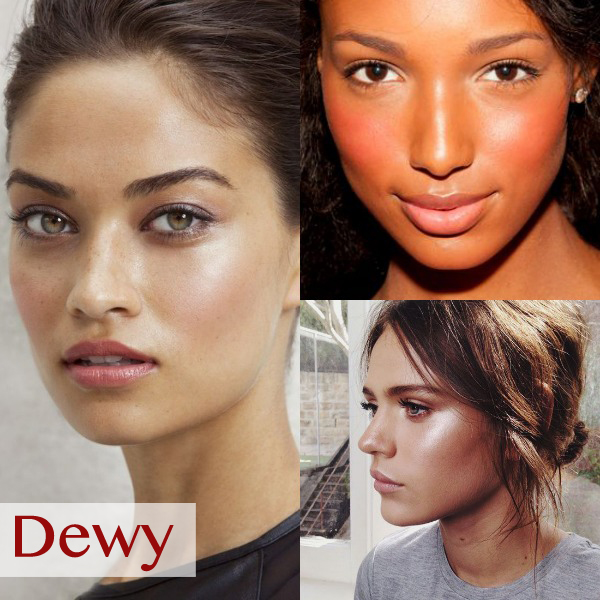Fall Beauty Trends: Reds, Purples, & Dewy Looks