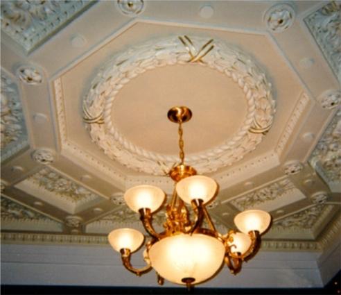 Floral Interludes: Ceiling Decor {inspiration}