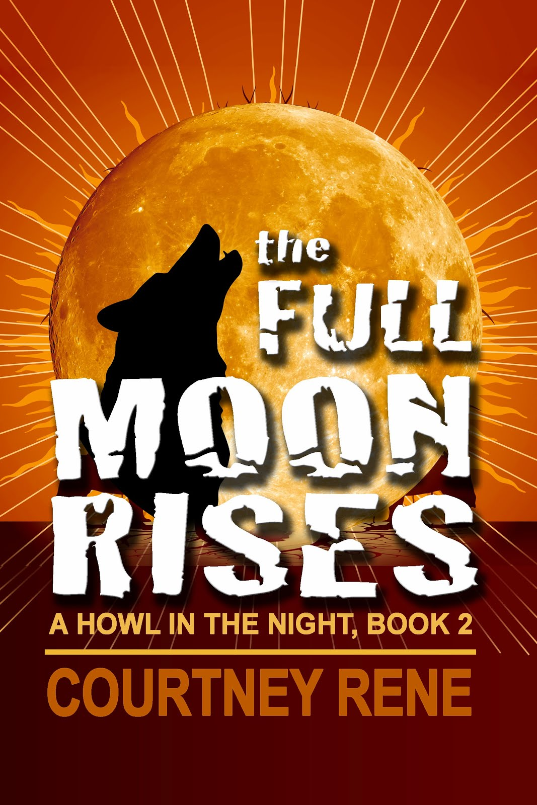 The Full Moon Rises
