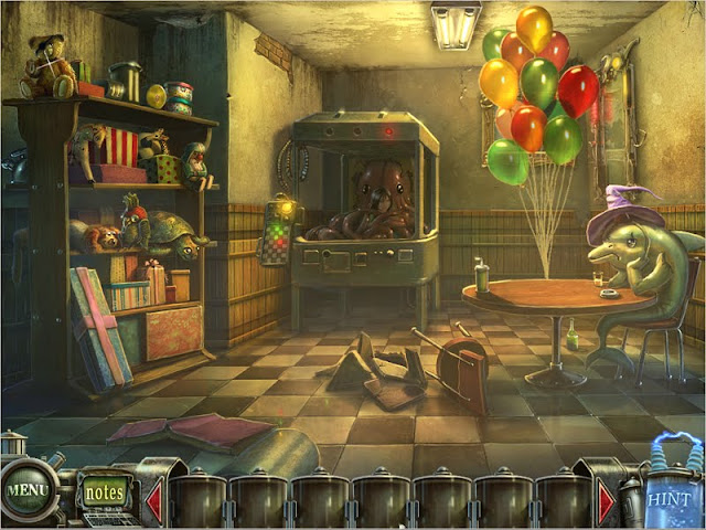 Haunted Halls 2: Fears from Childhood Collector's Edition Screenshot 5