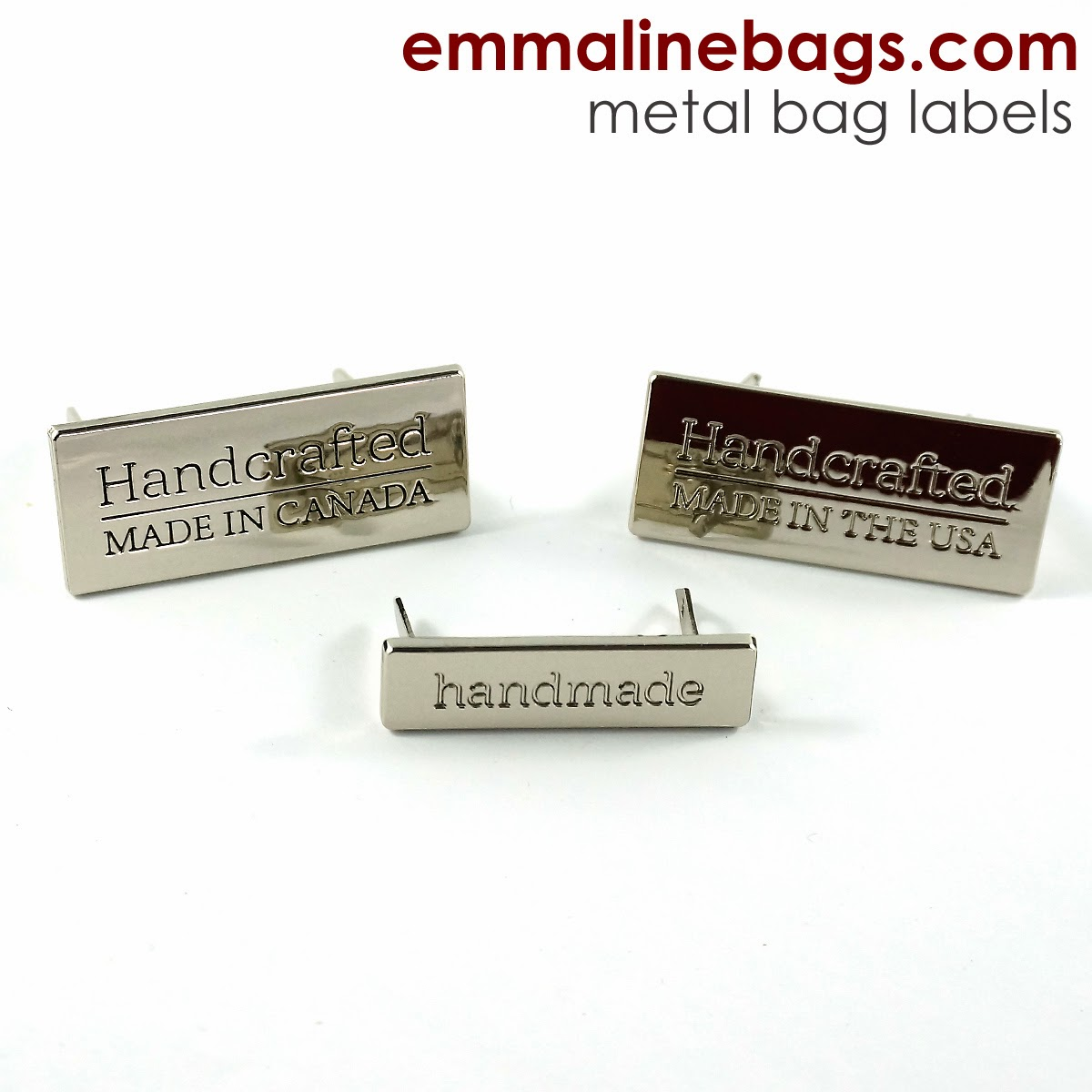 Handcrafted and Handmade bag labels