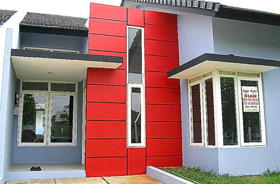 Cat Rumah Minimalis Modern 2014 2015   Cat Rumah   Desain Rumah