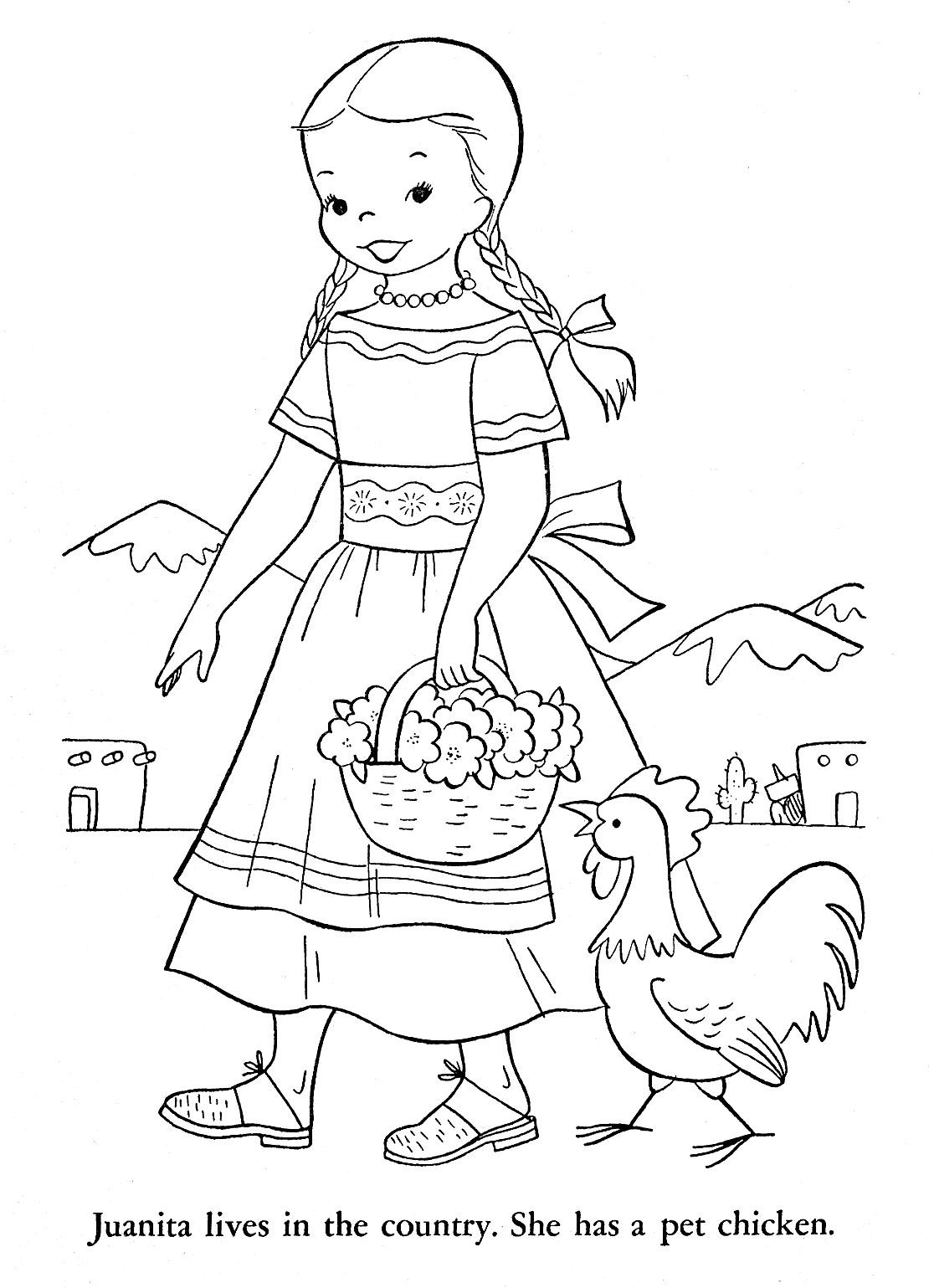 coloring pages of doll alltoys for