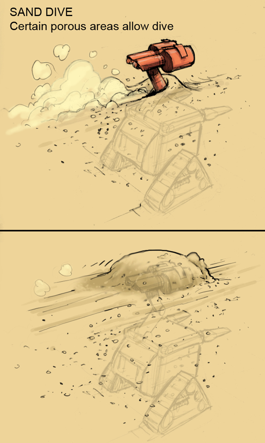 Amazing Wall E Concept Art Pictures Inspiration - Wall Art Ideas ...