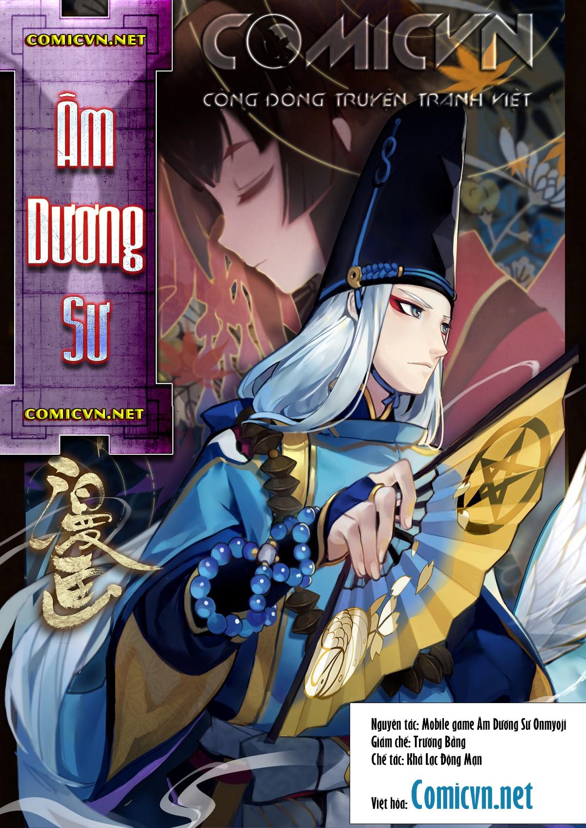Âm Dương Sư Chap 1 - Next Chap 2