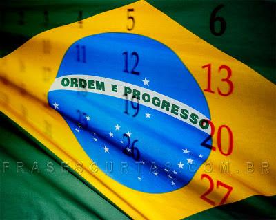 datas comemorativas do Brasil