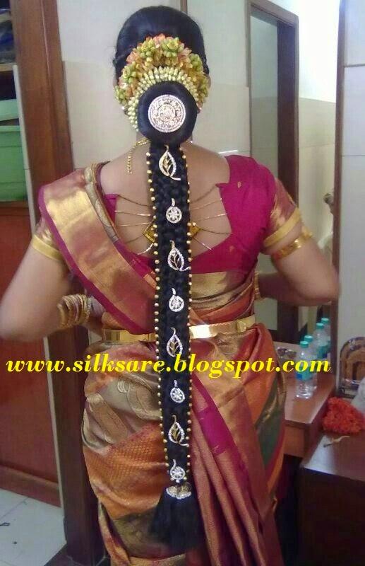 Tamilnadu Bridal Hairstyles   HAIRSTYLE GALLERY