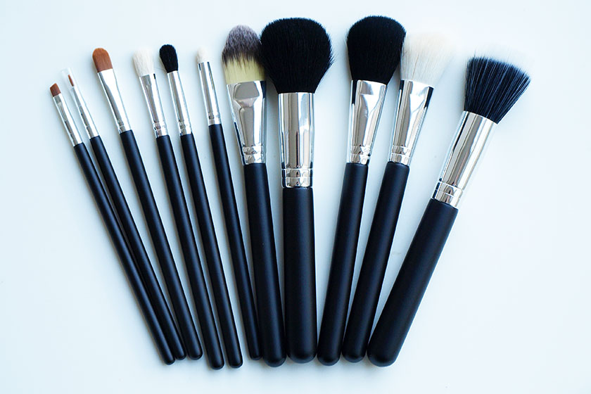 crown brush. the black pearl blog - uk beauty, fashion and lifestyle blog: crownbrush 626 \u0027starter kit\u0027 brush set crown