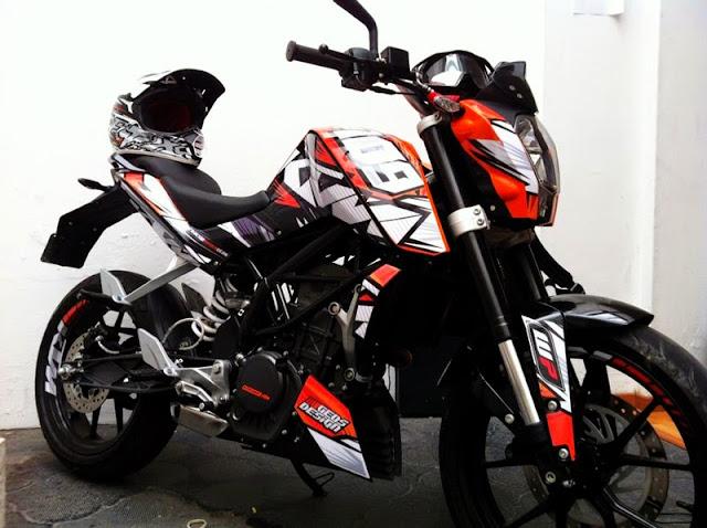 KTM DUKE 200 DO