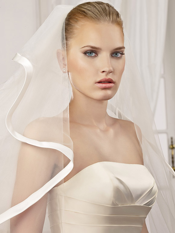 Increíbles velos de novias   Moda y Belleza