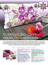 PUBBLICAZIONI: Scheda Tecnica in f.to pdf: Copricuscino Vagabondo, per info: daniela.cerri96@gmail