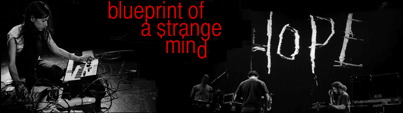 Blueprint of a Strange Mind...