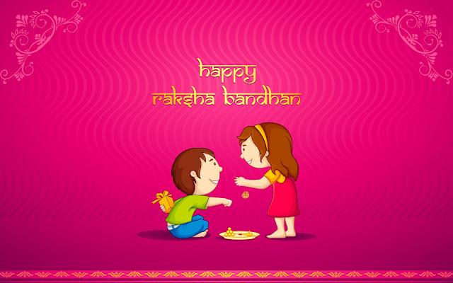 Happy Raksha Bandhan SMS 2015