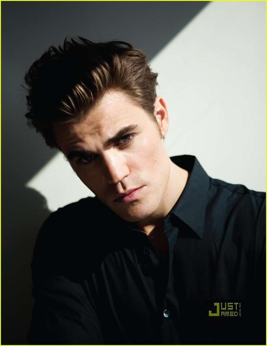 World of Celebrity: Paul Wesley The Actor Vampire Diaries