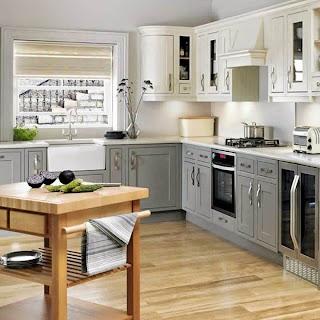 Rénovation cuisine en L