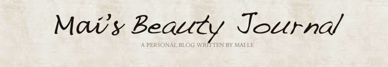 Mai's Beauty Journal