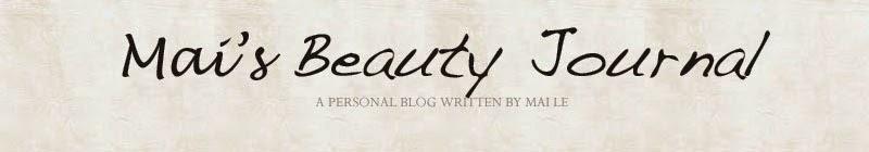 Mai's Beauty Journal
