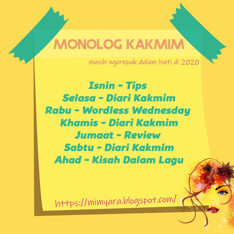 Kakmim's Menu