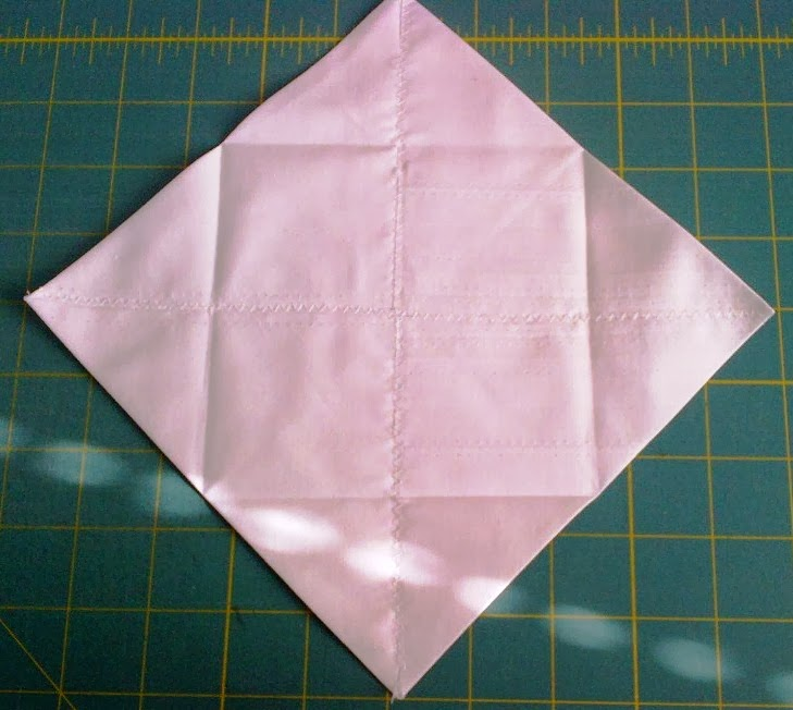 Second Story Quilting Cathedral Window Tutorial