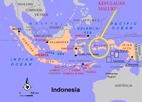Gempa bumi Maluku Amaran Tsunami
