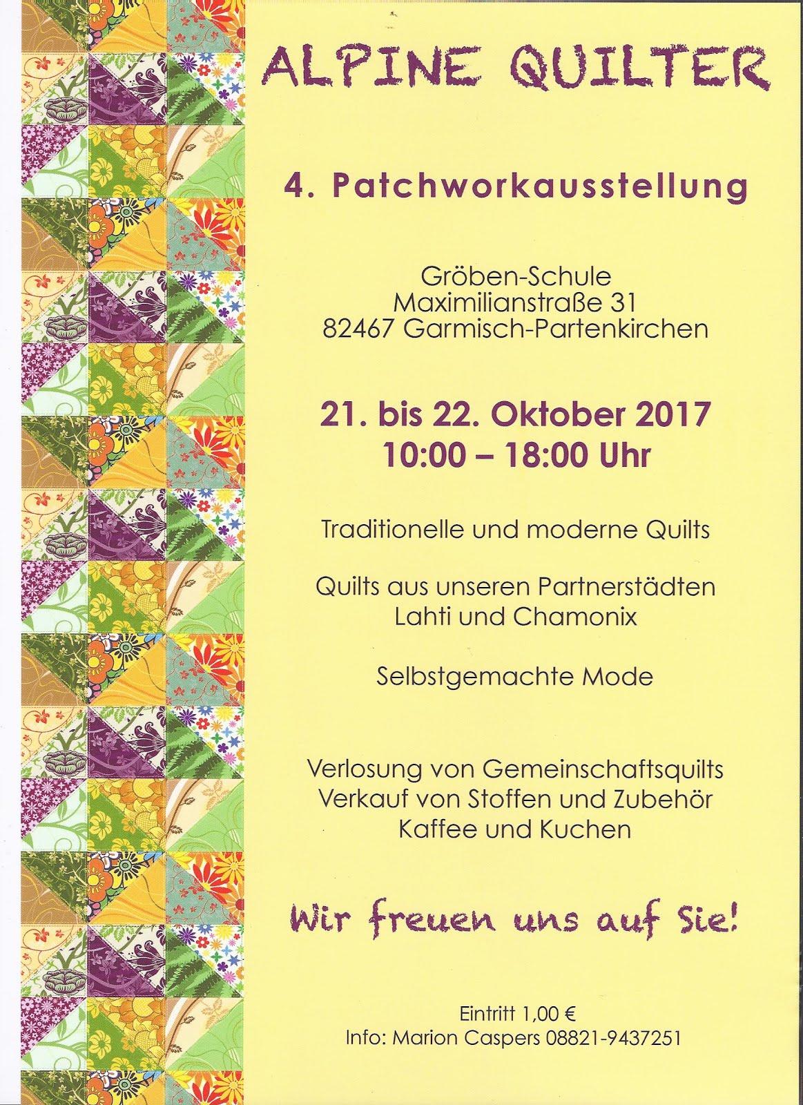 Patchworkausstellung