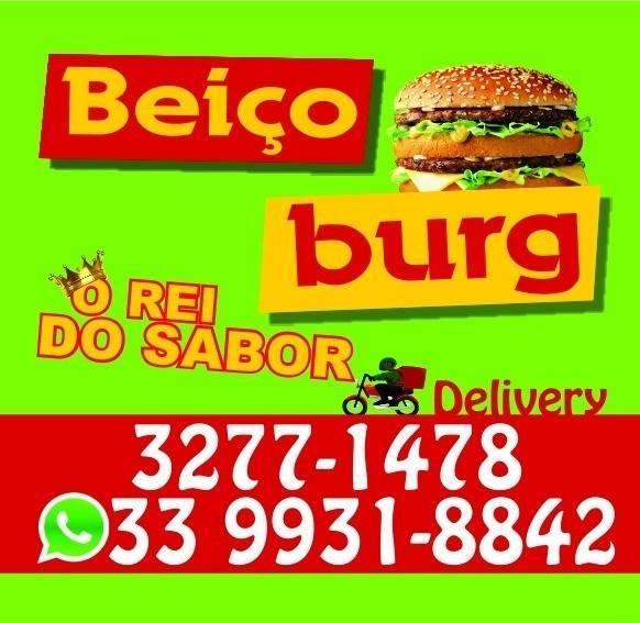 BEIÇO BURG
