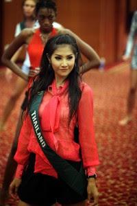 Watsaporn Wattanakoon,Miss Earth Thailand