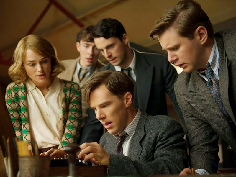 Nuevo tráiler de 'The imitation game', con Benedict Cumberbatch y Keira Knightley
