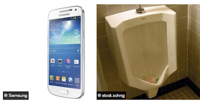Saintis temui cara untuk mengecas telefon pintar dengan air kencing
