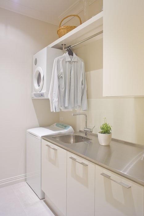 Decora y disena 16 fotos de lavander a en casa for Cuarto lavanderia