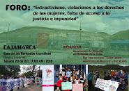 Foro de la Red ULAM  en Cajamarca, Perú