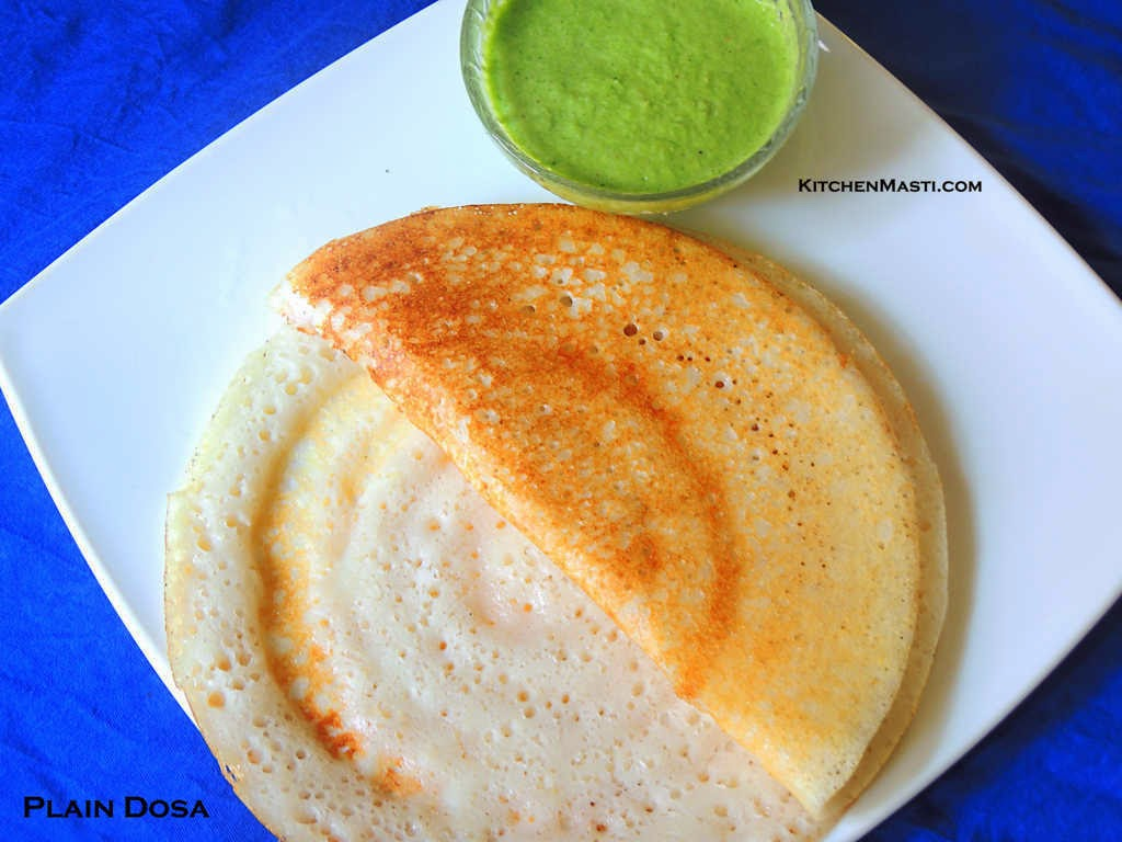 Plain Dosa Hotel Style