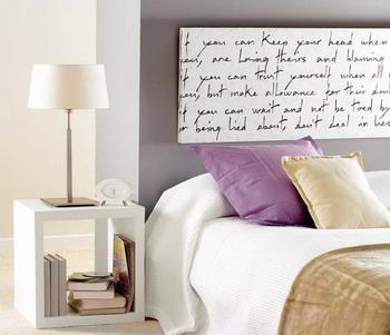 100 ideias para fazer cabeceiras de cama - Forrar cabecero de cama ...