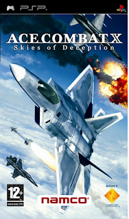 Ace Combat X - Skies of Deception PSP