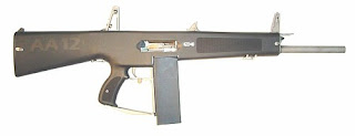aa12 athchisson assault shotgun future weapon technology
